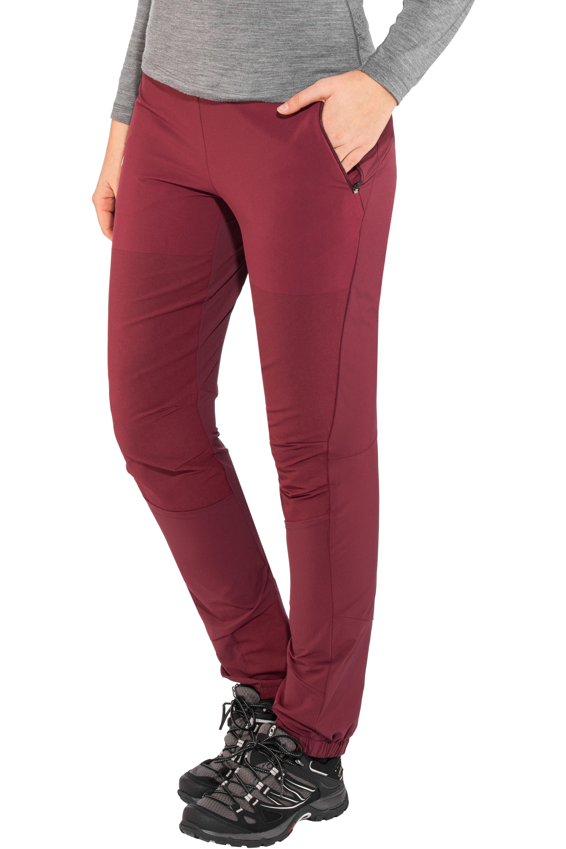 Salewa Agner Light DST Engineer Pantaloni lunghi Donna rosso su ... 98b6ac3889b